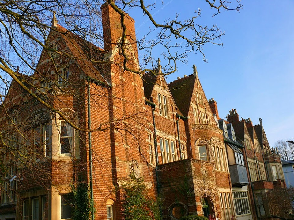 Oxford House College, Oxford - adults